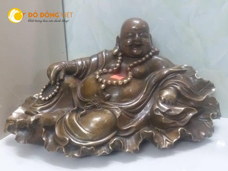 Mua tượng Phật Di Lặc bằng đồng ở đâu đẹp và uy tín?
