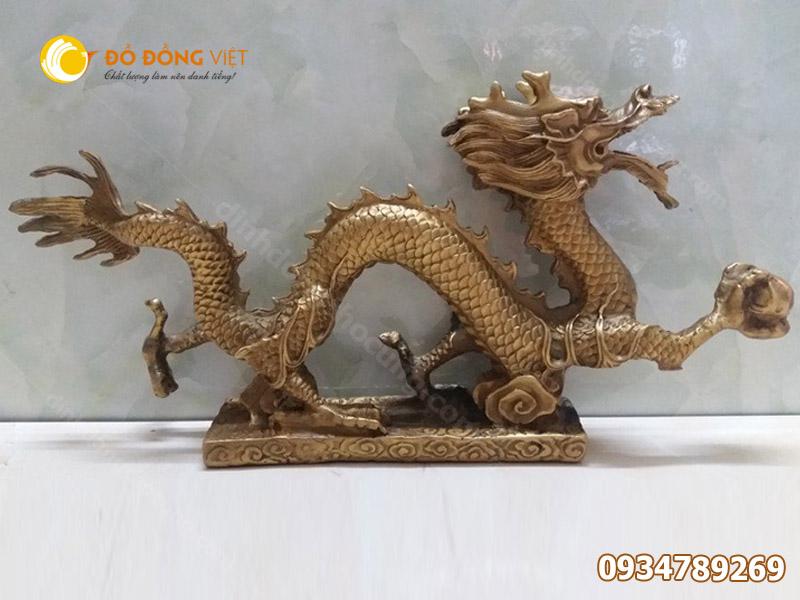 tượng rồng phong thuỷ