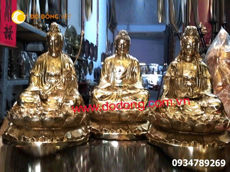 Báo giá chi tiết đúc tượng Phật bằng đồng,