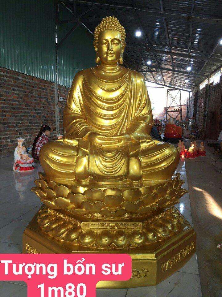 Cơ sở đúc tượng Phật bằng đồng thủ công nổi tiếng Đại Bái, Bắc Ninh