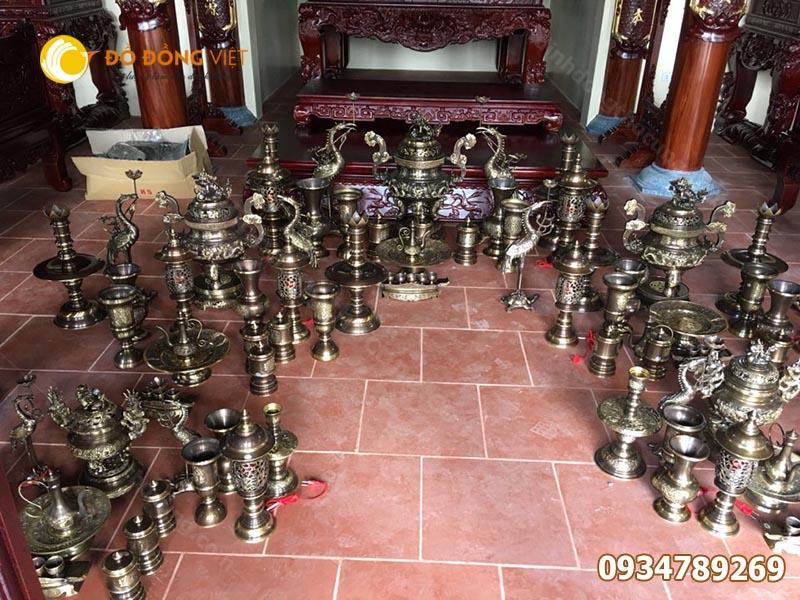 Cửa hàng bán đỉnh đồng thờ cúng giá rẻ tại TP Hồ Chí Minh