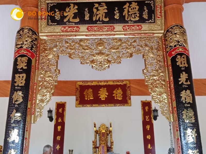 Cửa võng cho ban thờ 1m76, 1m97, 2m17