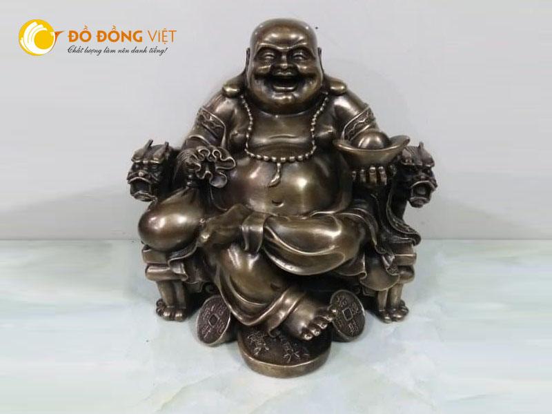 Địa chỉ bán tượng Phật di lặc uy tín tại TP HCM