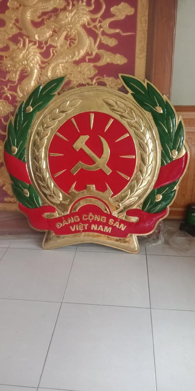 Địa chỉ đúc huy hiệu, logo Đảng cộng sản Việt Nam bằng đồng