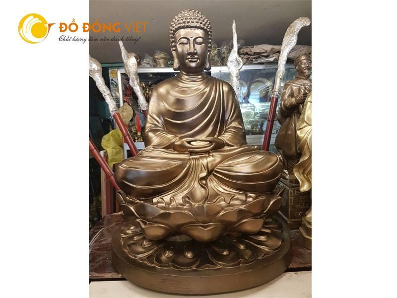Địa chỉ mua tượng Phật đồng đẹp và chất lượng