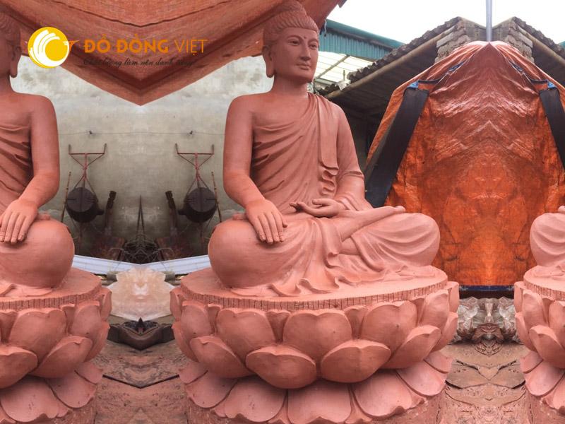 Đồ đồng Việt chuyên đúc tượng phật uy tín cho các chùa, đền, phủ, đúc tượng chân dung