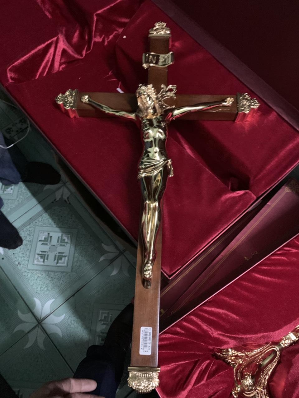 Đồ đồng Việt đúc tượng đồng chúa Giê su theo yêu cầu