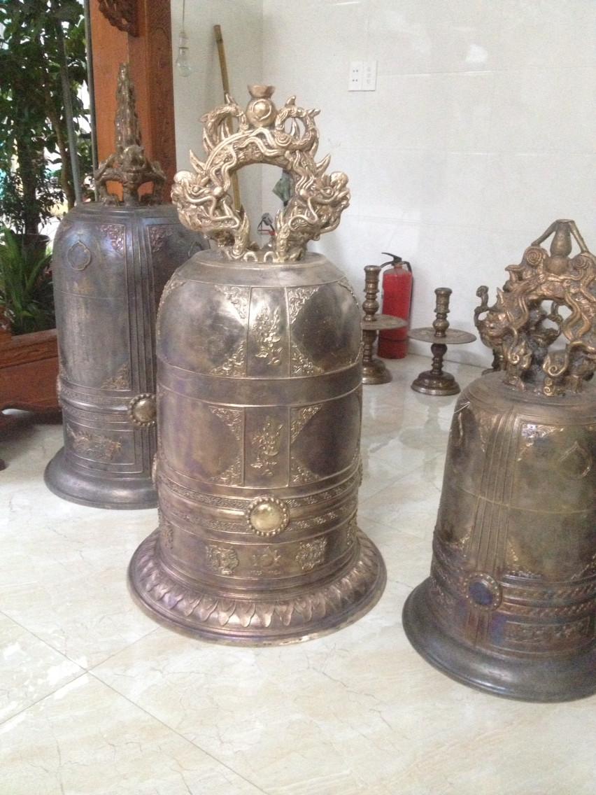 Đồ đồng Việt nhận đúc chuông đồng uy tín chất lượng
