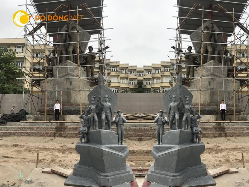 Đơn vị đúc tượng đài theo yêu cầu