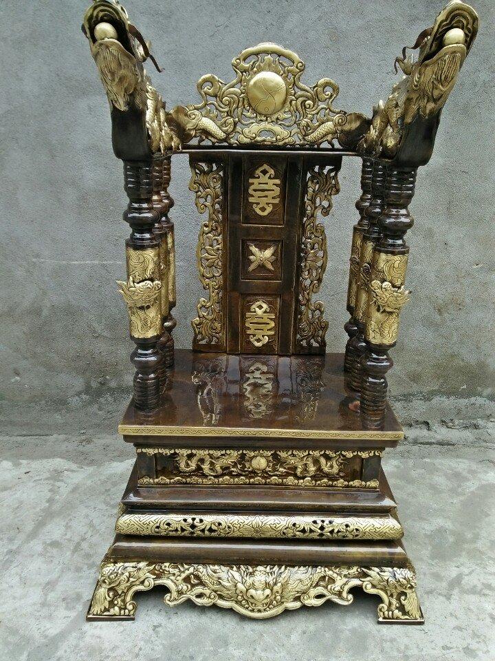 Ngai thờ bằng đồng giá rẻ tại Đồ đồng Việt