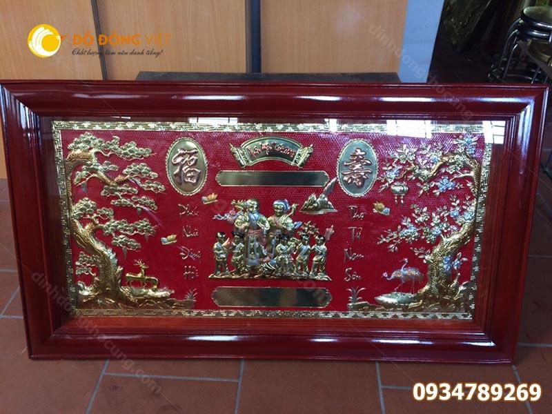 Nơi bán tranh mừng thọ giá rẻ tại TP Hồ Chí Minh