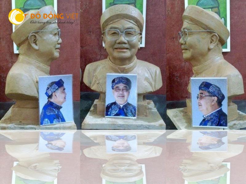 Nơi đúc tượng chân dung bằng đồng tại TP HCM giá rẻ chất lượng