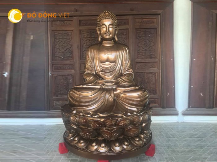 Nơi đúc tượng phật thích ca theo yêu cầu, Tượng Phật Thích Ca Mâu Ni tại Chùa Thiên Long cao 2,5 mét