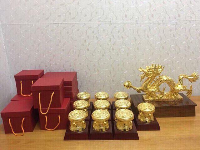 Trống đồng quà tặng