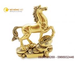 Tượng con ngựa bằng đồng giá rẻ