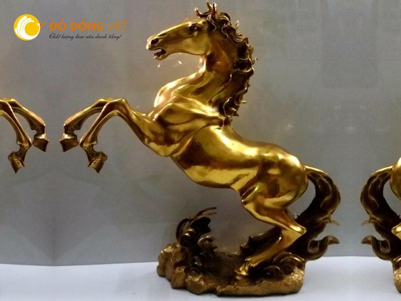 Tượng ngựa bằng đồng, tượng ngựa phong thủy