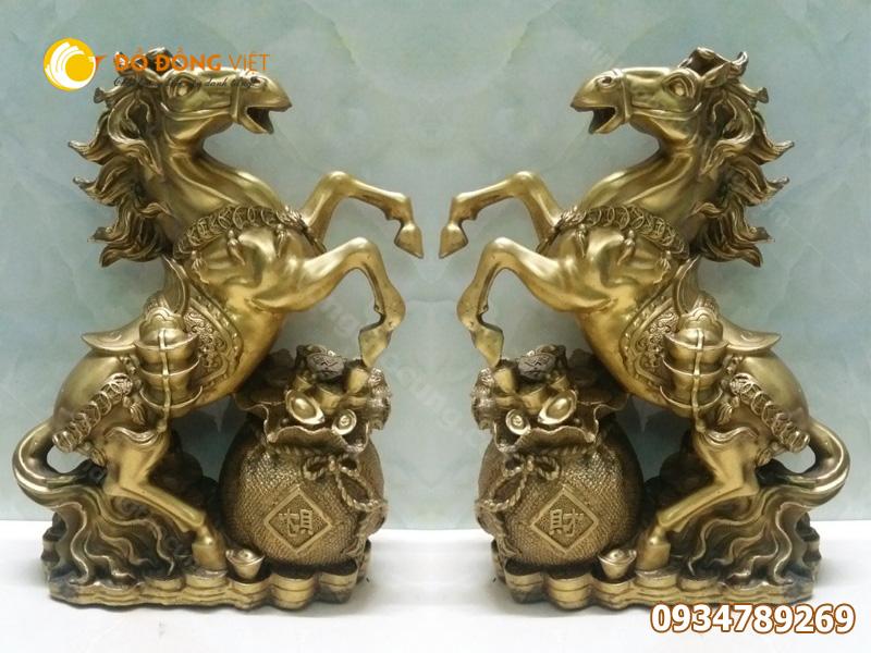 Tượng ngựa phong thuỷ bán  tại TP HỒ CHÍ MINH
